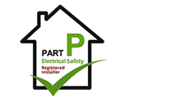 Part P registered electrical contractor cobering Northants, Oxon and Warks.